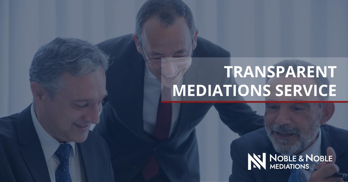 Transparent Mediations Service