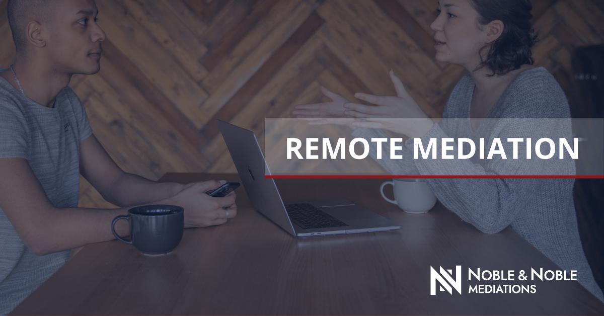 Remote Mediation