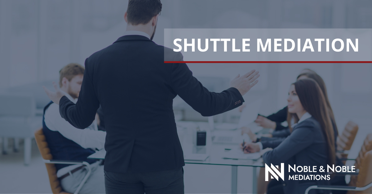 Shuttle Mediation